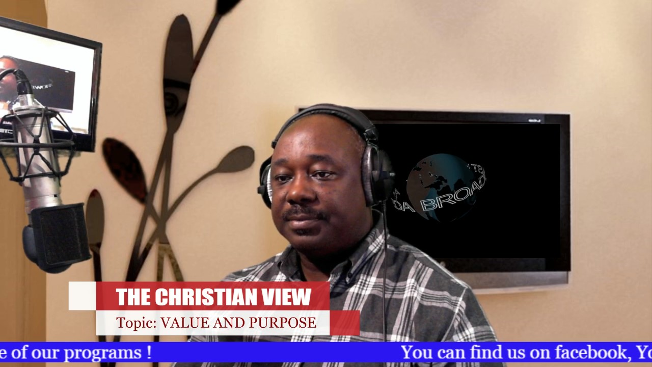 Value And Purpose - Part 1