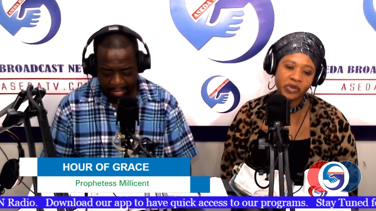 Hour Of Grace | Be Encouraged